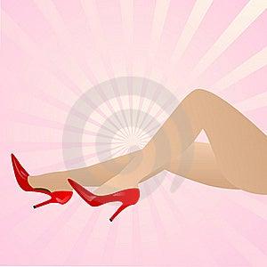 Sexy Legs Stock Image - Image: 19524371