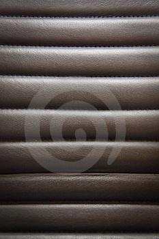 Black Leather Upholstery Royalty Free Stock Images - Image: 19528109