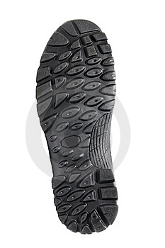 Sole Of Man's Boots Royalty Free Stock Image - Image: 19530246