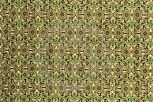 Background Of Thai Style Weave. Stock Image - Image: 19531771