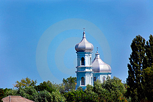 Cupolas stock photo. Image of congregation, church, remote - 19533404