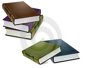 Close Color Books Royalty Free Stock Photography - Image: 19536637