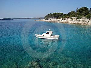 Adriatic Sea Royalty Free Stock Photo - Image: 19538545