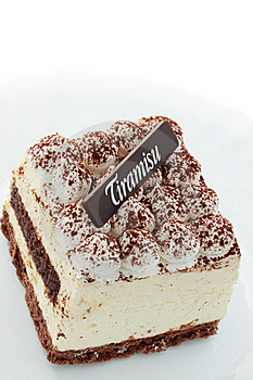 Tasty Tiramisu Stock Photo - Image: 19538580
