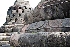 Borobudur Temple Stock Photography - Image: 19539312