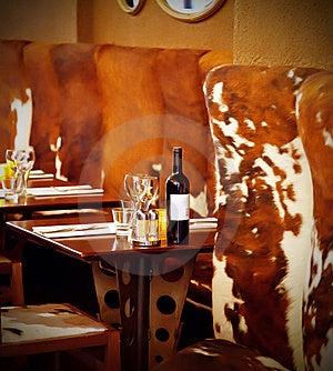 Evening Cafe Stock Image - Image: 19542021
