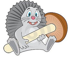 Hedgehog Stock Photography - Image: 19542442