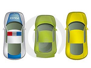 Automobiles Set Stock Images - Image: 19543714