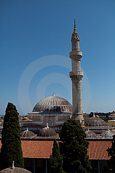 Sulleyman Mosque Royalty Free Stock Photography - Image: 19544427