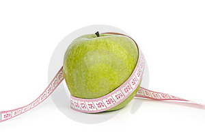 Green Apples Royalty Free Stock Photo - Image: 19544435