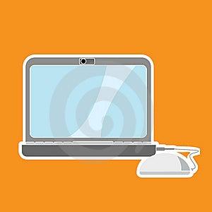 Laptop Stock Photo - Image: 19557610