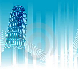 Pisa Tower, Italy Royalty Free Stock Images - Image: 19557729