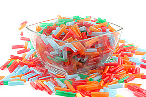 Straws Royalty Free Stock Photo - Image: 19557815
