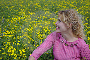 Happy Spring Day Royalty Free Stock Image - Image: 19560486