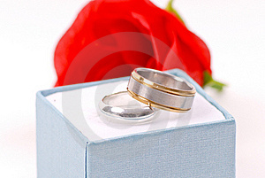 Promise Rings For Couples Stock Photos - Image: 19566593