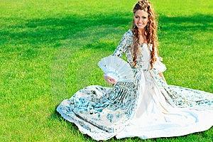 Beautiful Lady Stock Images - Image: 19566774