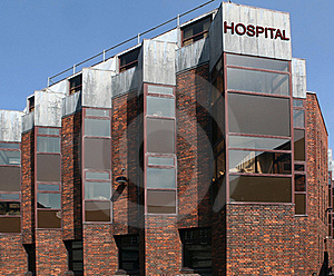 Hospital Building Stock Images - Image: 19570924