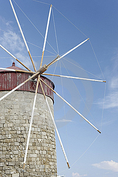 Windmill Stock Photos - Image: 19572953