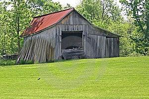 Sad Barn Royalty Free Stock Photo - Image: 19577365