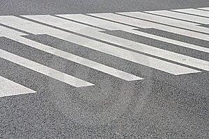 Pedestrian Crossing Stock Photo - Image: 19577690