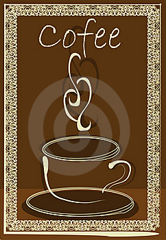 White Coffe Cup Stock Images - Image: 19578134