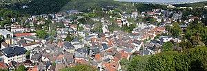 Koenigstein Panorama Royalty Free Stock Photos - Image: 19578848