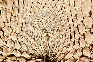 Bamboo Cross Royalty Free Stock Image - Image: 19581236