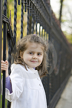 Little Girl Smile Stock Photography - Image: 19582612