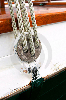 Sail Rigging Stock Photos - Image: 19583783