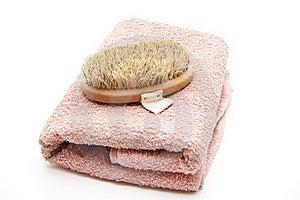 Back Brush With Bristles Royalty Free Stock Photo - Image: 19584155