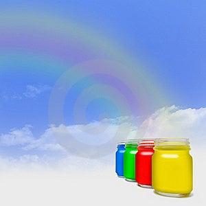 Rainbow Stock Photos - Image: 19584733