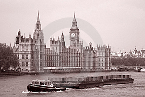 Houses Of Parliament, London Stock Images - Image: 19584834