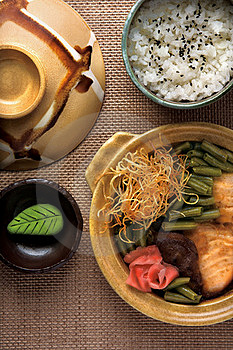 Asian Food Free Stock Image