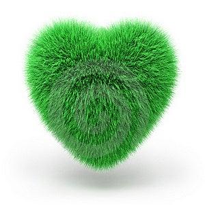 Fluffy Heart Stock Image - Image: 19589531