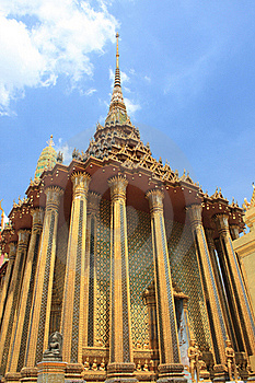 Wat Phra Kaeo Stock Images - Image: 19589754