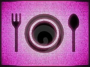 Plate Stock Photo - Image: 19590580
