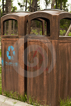 Garbage Can Stock Images - Image: 19593844