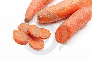Carrot Slice Closeup Stock Photos - Image: 19596073