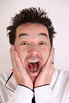 Scream Stock Photography - Image: 19598142