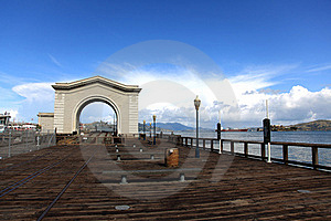 Pier 39 Stock Images - Image: 19599004
