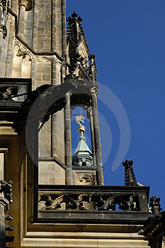 St. Vitus Cathedral Royalty Free Stock Photos - Image: 1961768