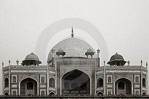 Humayun's Tomb Royalty Free Stock Photography - Image: 1968077