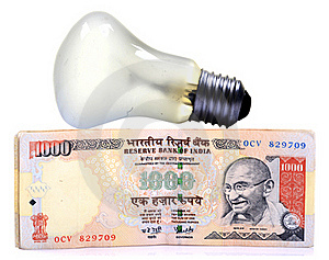 Expensive Electricity Stock Photography - Image: 19600862