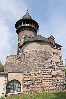 Ulrepforte In Cologne Royalty Free Stock Images - Image: 19603279