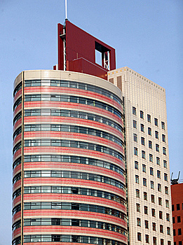 Rotterdam Stock Image - Image: 19603651