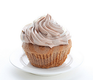 Cupcake Στοκ εικόνες με δικαίωμα ελεύθερης χρήσης - εικόνα: 19605119