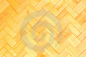 Texture Of Bamboo Weave Royalty Free Stock Photo - Image: 19606015