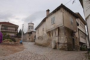 Old City Ohrid Stock Image - Image: 19607331