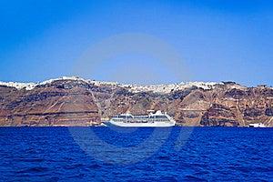 Santorini View (Greece) Stock Photography - Image: 19607662