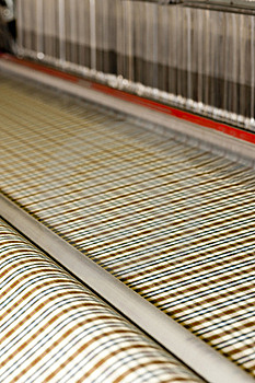 Textile Machine Stock Photo - Image: 19609180